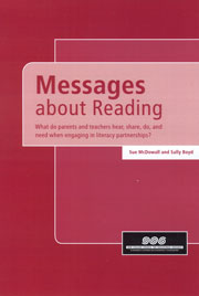 Messages about reading