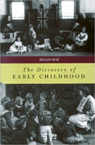 Book cover of The Discovery of Early Childhood (1st ed.)