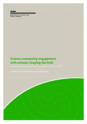 Science community engagement with schools