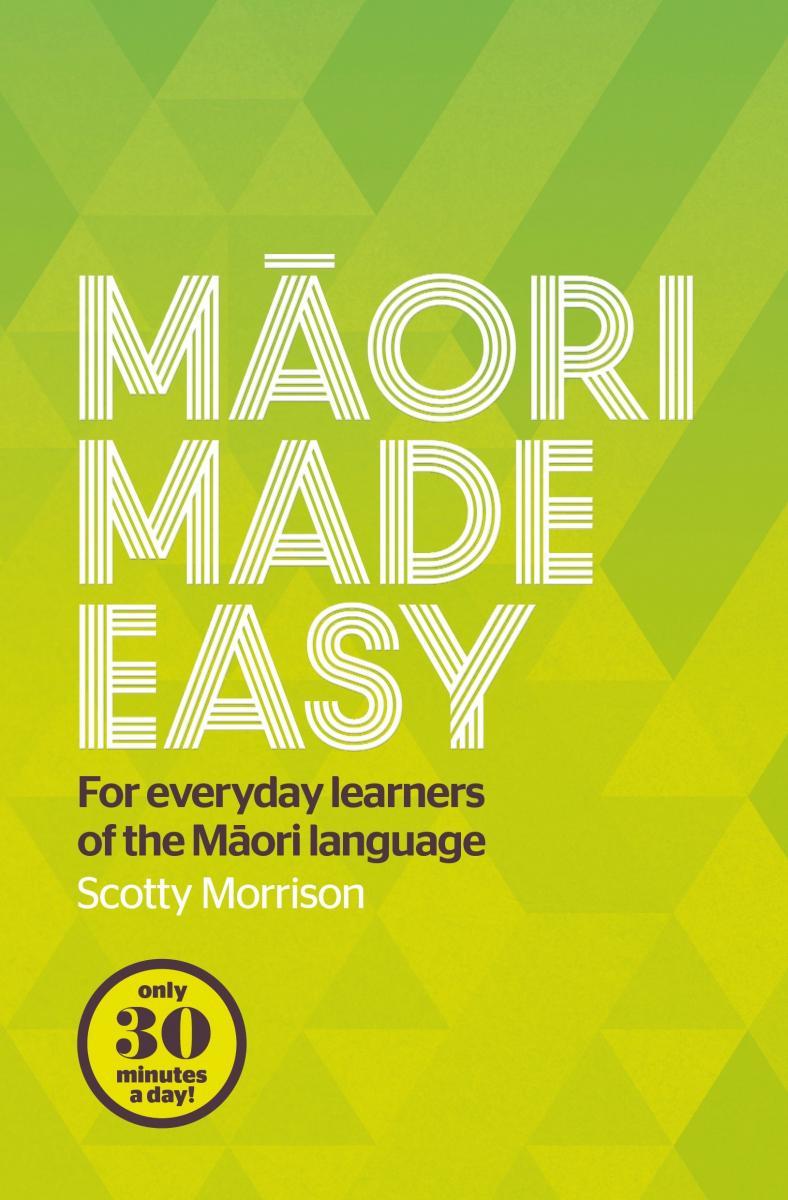 Cover of Māori Made Easy