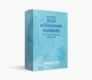 NCEA achievement standards design deck packaging