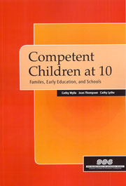 Competent children at 10: Families, early education, and schools