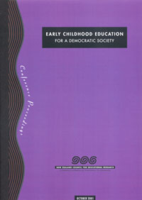 Early Childhood Education for a Democratic Society: Conference Proceedings, 2001