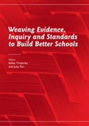 WEAVING EVIDENCE, INQUIRY AND STANDARDS