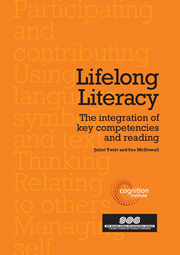 Lifelong Literacy: The integration of key competencies and reading
