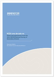 NCEA one decade on