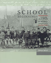 SCHOOL BEGINNINGS: A 19TH CENTURY COLONIAL STORY