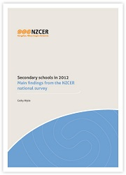 Secondary schools in 2012