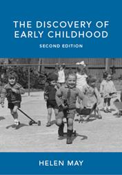 Book cover of The Discovery of Early Childhood (2nd ed.)