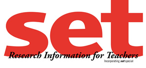 set: Research Information for Teachers